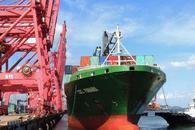 今年1月我国进出口总值2.18万亿元