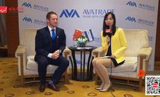 龙讯财经专访Ava Trade全球CEO Daire Fergurson