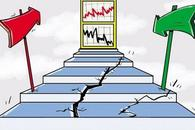 上证50与多数股票的走势截然不同,说明了什么?