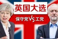 英国大选再现悬浮议会 美元回升英镑急剧下挫