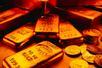 美元美股下跌 助攻黄金小幅收涨