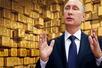6月俄罗斯继续疯狂增加黄金储备
