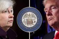 特朗普:耶伦和科恩都是下任美联储主席有力竞争者