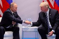 """特朗普对普京驱逐美外交官表达""""感谢""""之情"""
