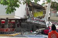 墨西哥中部莫雷斯洛州发生7.1级地震 目前至少134人丧生