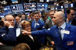 美股一周首次收低 金融股上涨科技股下跌