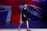 英国首相特雷莎·梅呼吁欧盟和英国达成新安全协议