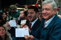 """墨西哥左翼候选人赢得大选 或与特朗普""""硬碰硬""""?"""