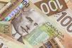 加元兑美元达到三周高位