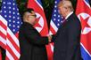 """朝鲜震怒:美方提""""强盗要求"""" 或狠狠地打了特朗普的脸"""