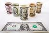 土耳其里拉引发外汇市场震荡 美元大涨黄金持稳