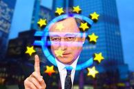欧银决议如期按兵不动 德拉基讲话放鸽欧元承压下行