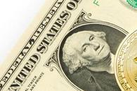 美元强势上涨 美股小幅反弹