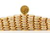 美元强势上攻站稳97关口,黄金打回原形重挫20美元