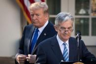 美股连续5周下跌 特朗普又怪上美联储