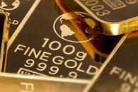 市场风向转变避险回升 黄金录得大幅收涨