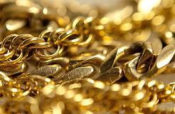 黄金获利了结 金价走低跌逾1%