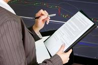 经过一个月持续上涨 美国股市从创纪录高点回落