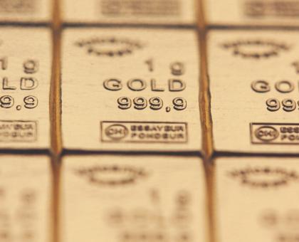 美债收益率攀升 黄金下挫再度失守1730美元