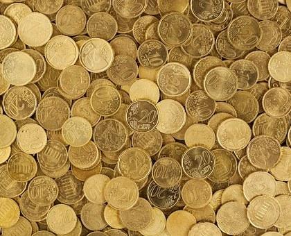 美元走势相对温和 黄金保持在1800美元上方