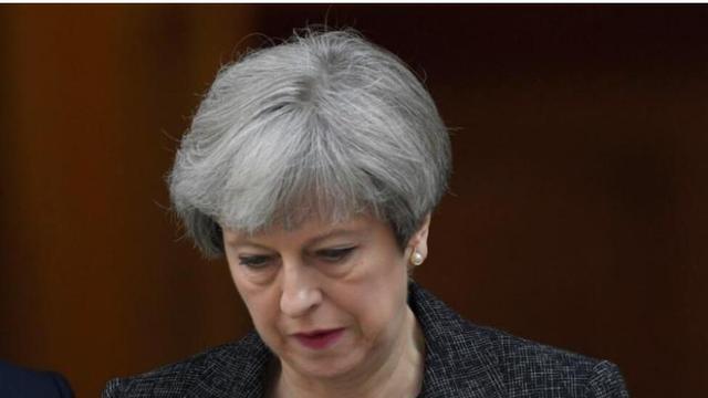 英国脱欧 退欧谈判