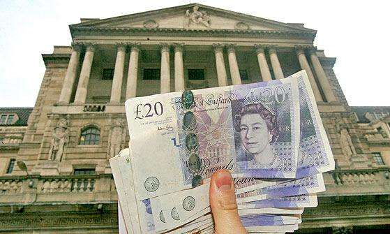 英国央行 加息 英镑 美元