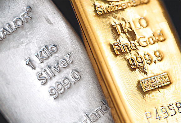 黄金 白银 美股 黄金行情分析 金价 银价