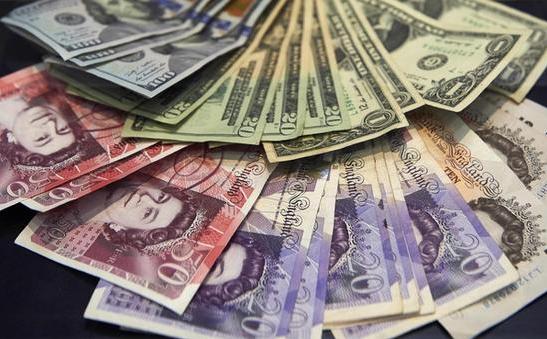 美元 英镑 外汇 欧元