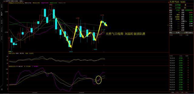 刘磊盯盘:4.17原油黄金天然气恒指操作建议