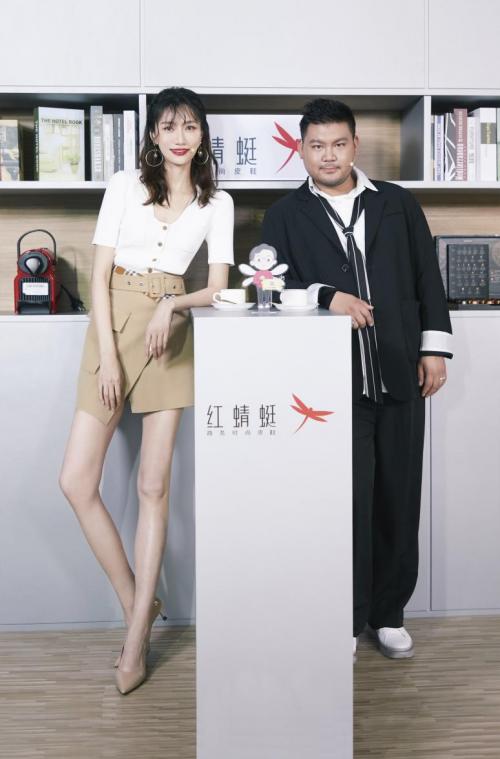 圈粉Angelababy,红蜻蜓商务时尚皮鞋凭什么?-中国商网|中国商报社4