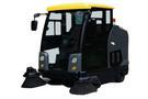 电动式扫地车效果及特点分析-德力士
