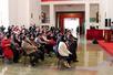 丹青绘时代 翰墨书华章——庆祝建党100周年陈瑞琪书画作品展民族文化宫举行